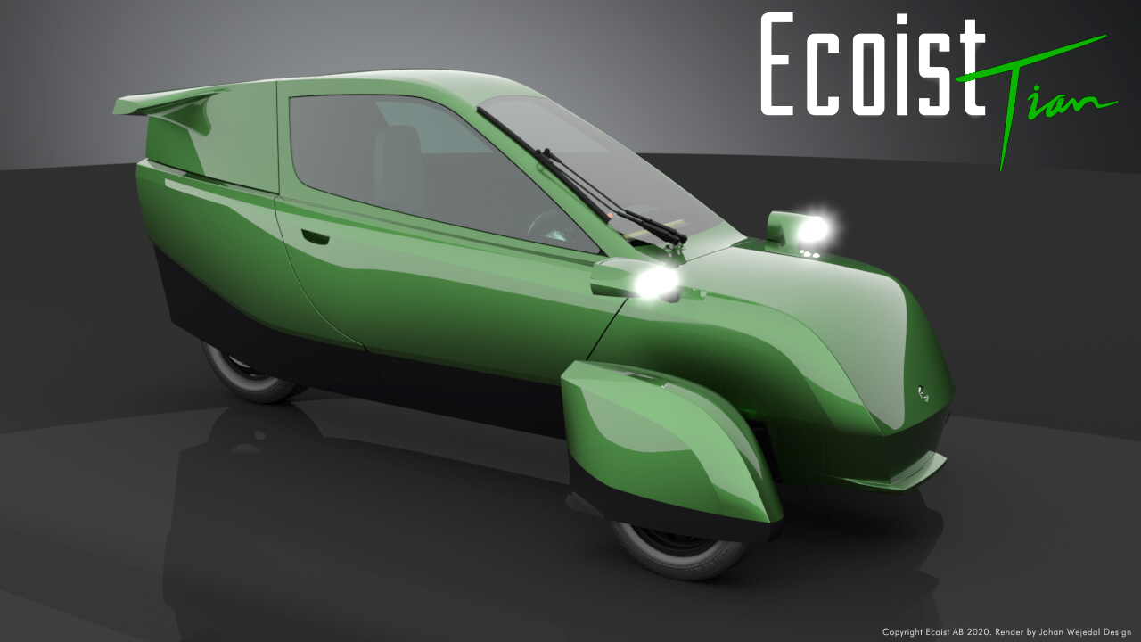 How are things with… Ecoist