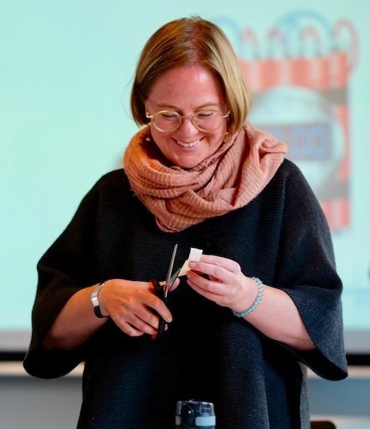 Innovation Broker Lieselotte Vantomme